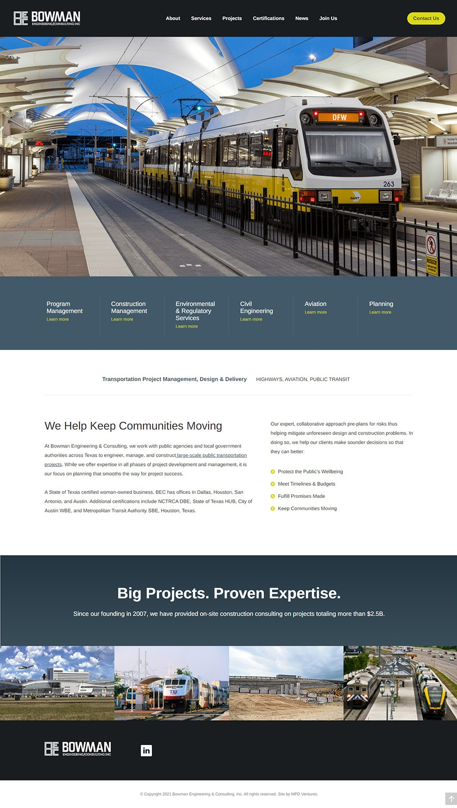 Texas-Civil-Engineering-Firm-Bowman-Engineering-Consulting
