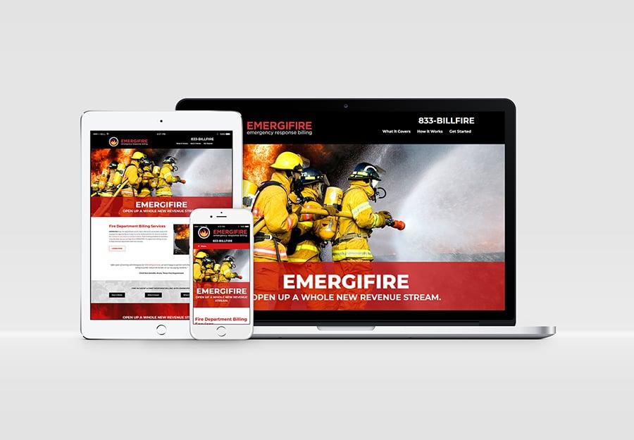 Industrial Industry Website Design in New Braunfels TX