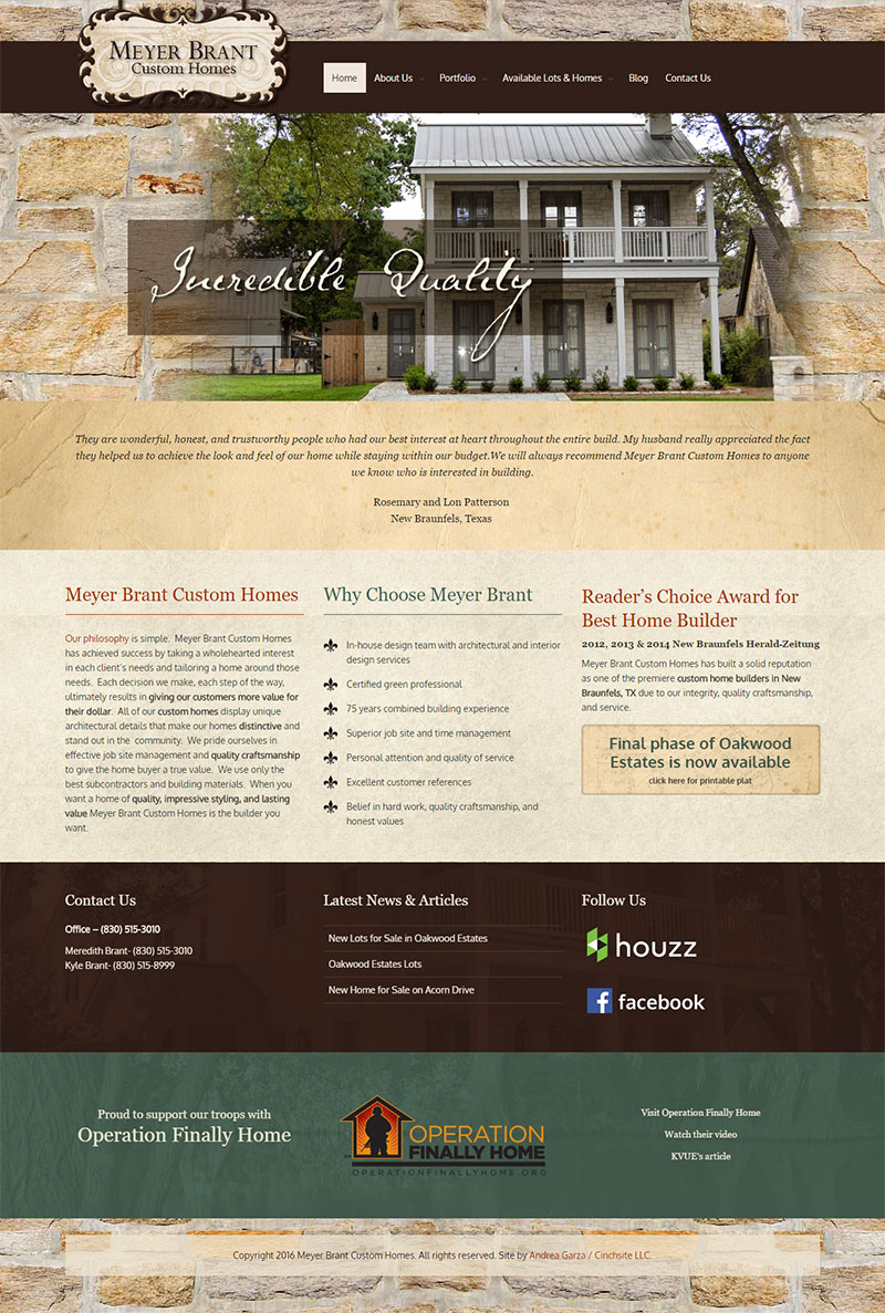home builder websites amp home builder web design oneil