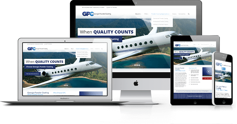 New Braunfels web design Andrea Garza
