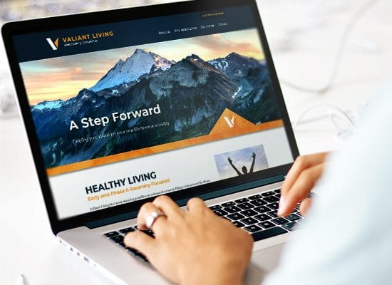 Therapy Center Web Design